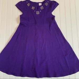 Girls Gymboree dress size 9 GUC